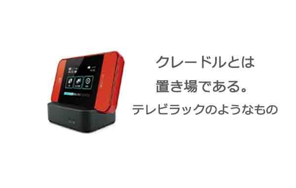 WiFi-WALKER-WiMAX2-HWD15クレードル