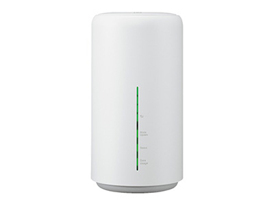 Speed Wi-Fi HOME L02の筐体