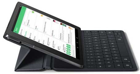 nexus9 keyboard