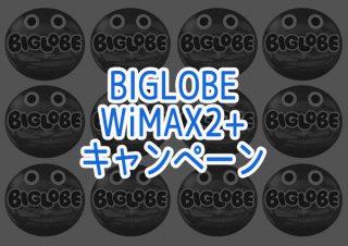 BIGLOBE WiMAX 2+ 評価・レビュー