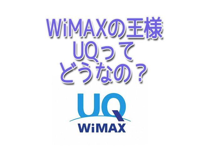 uq-wimax評価レビュー